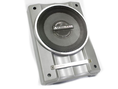 Audio Bank Flat sub woofer with built in amp 2200w