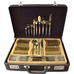 Cutlery Set 72 piece in briefcase from
