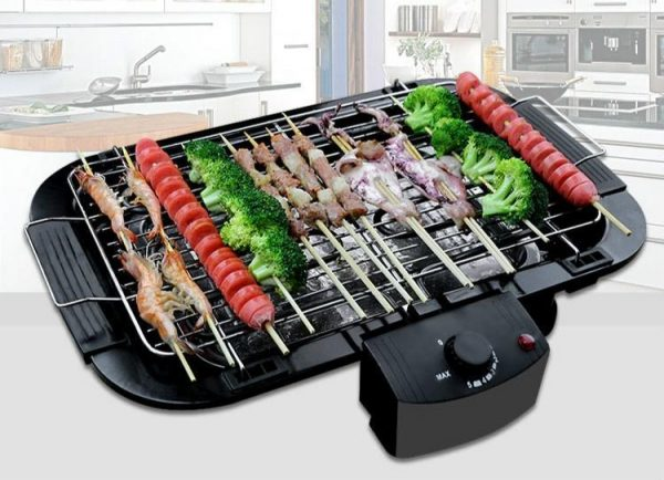 Electric Griller From