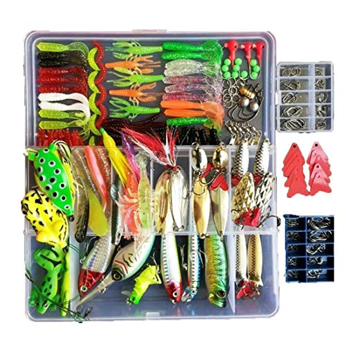 Full Range of Fishing Tackles Available