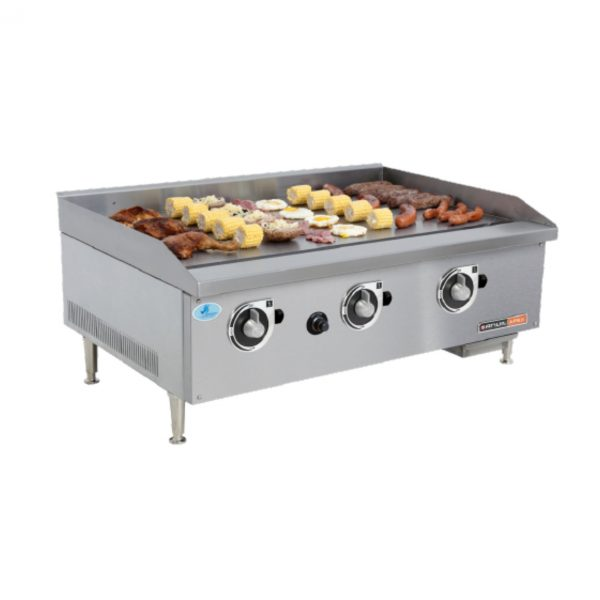 Gas Griller From