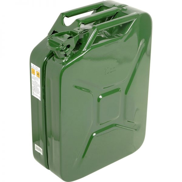 JERRY CANS 20lt