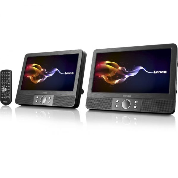 Lenco Dual Screen DVD Player