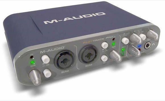 M.Audio Sound Card 2 channel