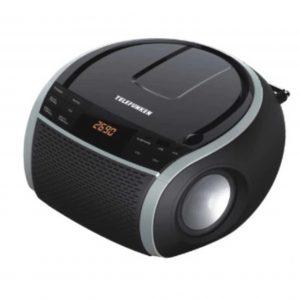 Telefunken Portable Radio CD Player with bluetooth