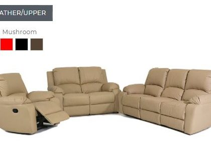 Calgan Layla 6 Seater 3 Motion Lounge Suite