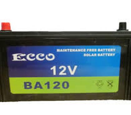 Batteries – 12v 120ah