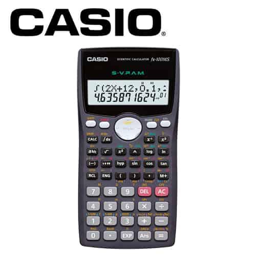 Scientific calculators from