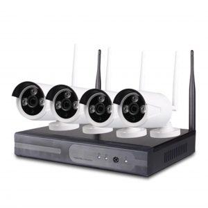 Wireless Wifi camera kits 4ch