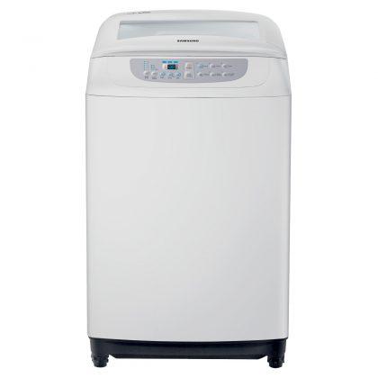Samsung 13kg Top Loader Washing Machine White