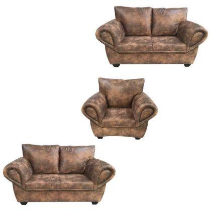 Zeno 2x2x1 Lounge Suite